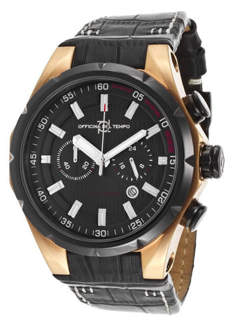 Officina Del Tempo Ot1029/160n Sail Mens Watch