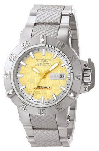Invicta 5421 Men's Subaqua Noma III Limited Edition Stainless Steel Watch