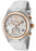 Technomarine TMNCGW05 Women's Midsize Neo Classic Chronograph White Diamond (.05 ctw) White Alligator