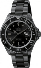 Invicta Men's F0068 Pro Diver Collection Automatic Black Ion-Plated Stainless Steel Watch