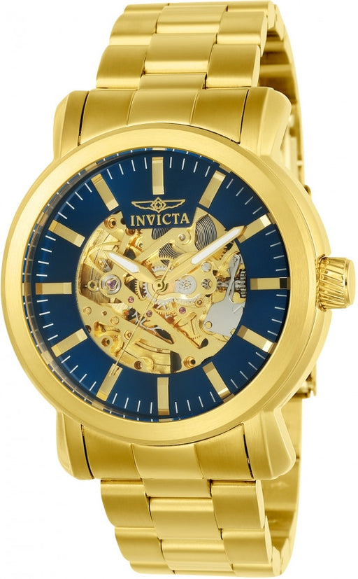 Invicta Men's 'Vintage' Automatic Stainless Steel Watch (Model: 22575)