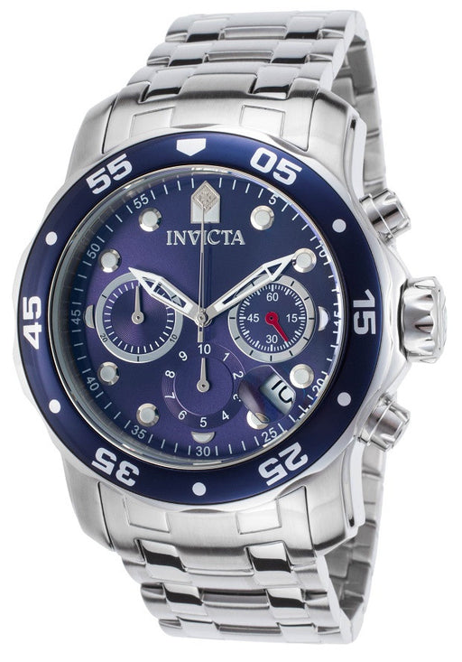 Invicta Men's 21921 Pro Diver Collection Chronograph Stainless Steel Watch