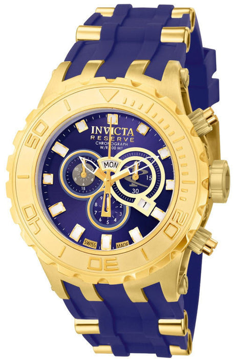 Invicta 6906 Reserve Subaqua Specialty Swiss Chronograph Mens Watch