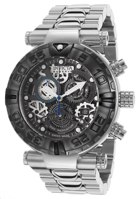 Invicta 18212 Men's Subaqua Reserve Stainless Steel Skeletonized