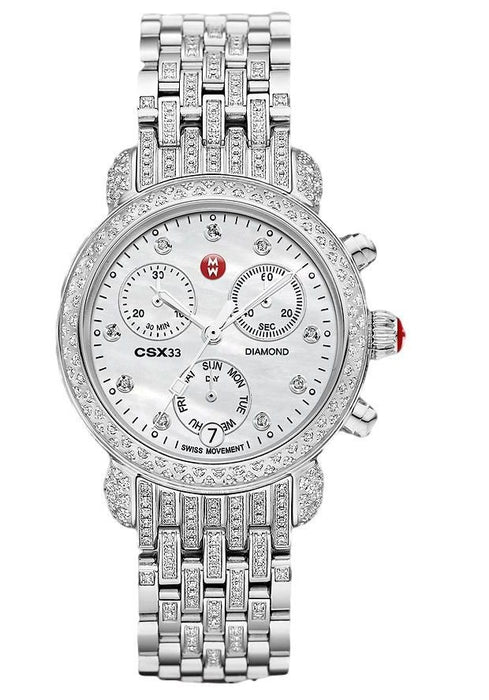 Michele CSX Chronograph Quartz Women's Watch Model MWW03S000001
