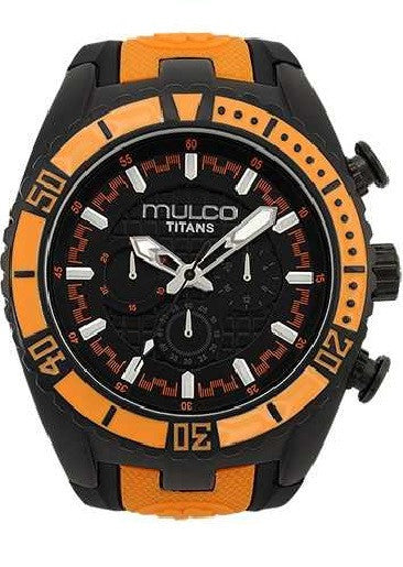 Mulco TITANS WAVE Chronograph Mens Watch MW5-1836-615