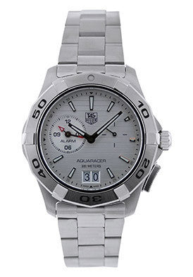 Men's Aquaracer White Dial Stainless Steel