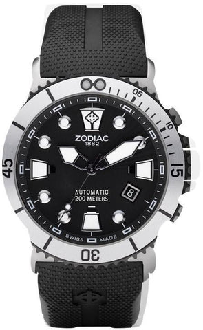 Zodiac Oceanaire Men's Automatic Watch Zo8013