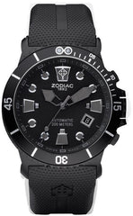 Zodiac Oceanaire Automatic Swiss Made Men's Watch ZO8015