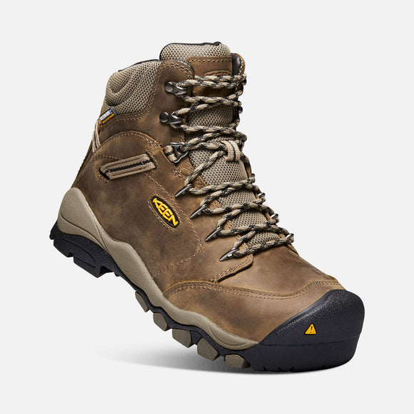 Keen Canby Safety Toe Waterproof brown