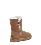 UGG Women's Bailey Zip Short Chestnut