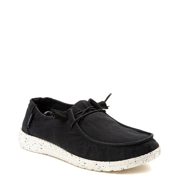 Hey Dude Women's Wendy L Black