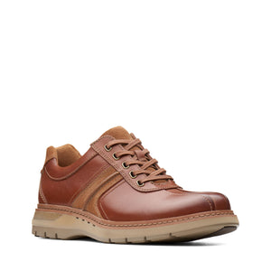 Clarks Unstructured Un Ramble Go Dark Tan