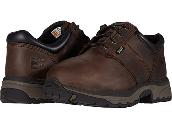 Timberland Pro Jigsaw Oxford Internal Met Guard Safety Shoe Brown