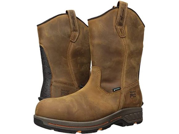 Timberland Pro Helix HD Pull-On Composite Safety Toe Waterproof