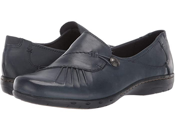 Cobb Hill Paulette Navy Blue