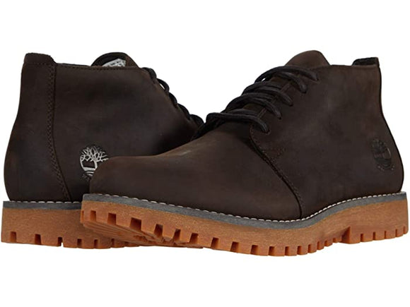 Timberland Jacksons Chukka Dark Brown Waterproof