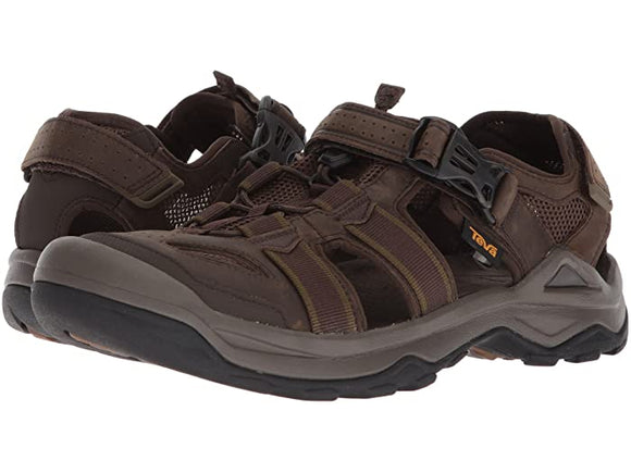 Teva Omnium 2 Leather Turkish Coffee Brown