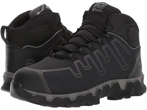 Timberland Pro Powertrain Alloy Safety Toe Met Guard Black