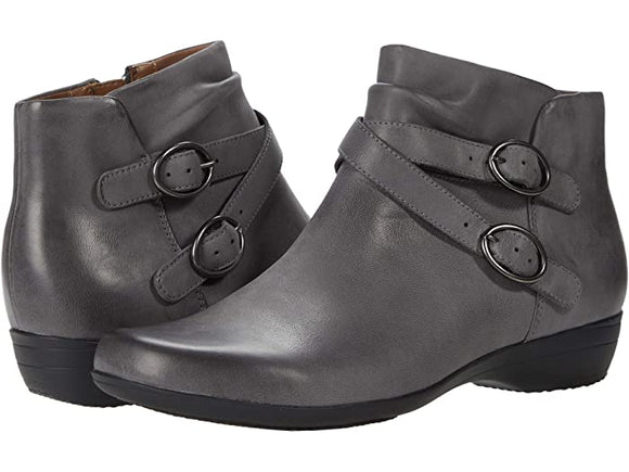 Dansko Women's Faithe Grey Burnished