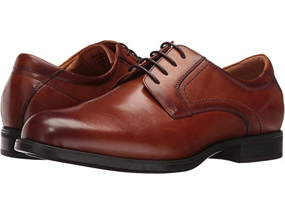 Florsheim Midtown Plain Oxford Cognac