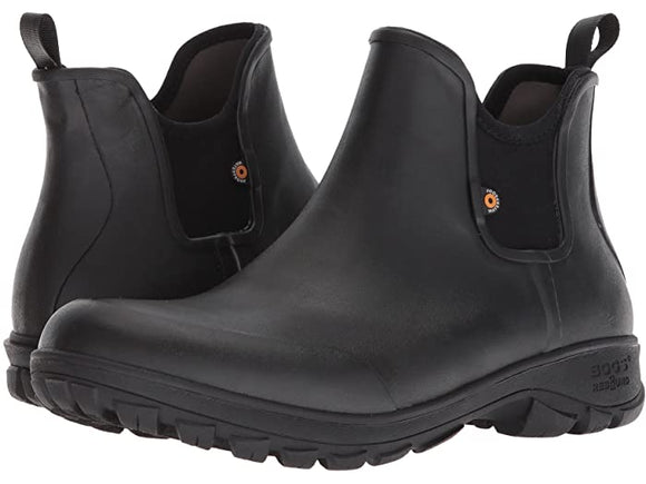 Bogs Men's Sauvie Black Waterproof
