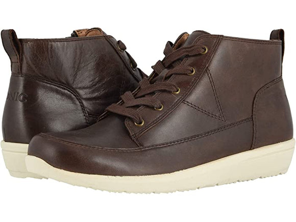 Vionic Women's Shawna Brown Full Grain Leather