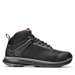Timberland Prof Drivetrain Mid SD35 Womens Safety Toe Black