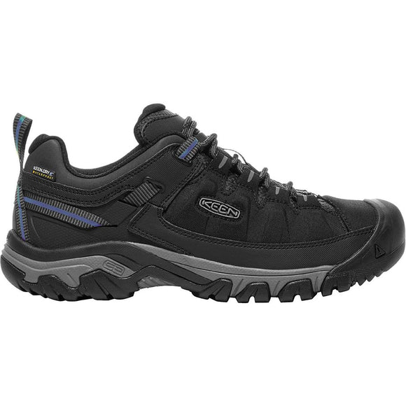Keen Men's Targhee EXP Waterproof Black Steel