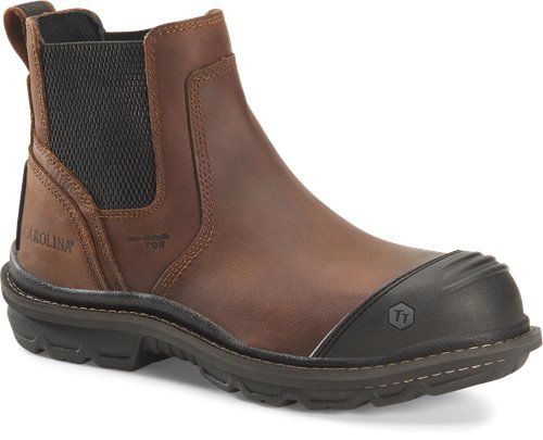 Carolina Men's CA5558 Safety Toe Pull On Boot