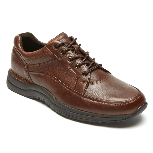 Rockport Edge Hill II Brown Leather