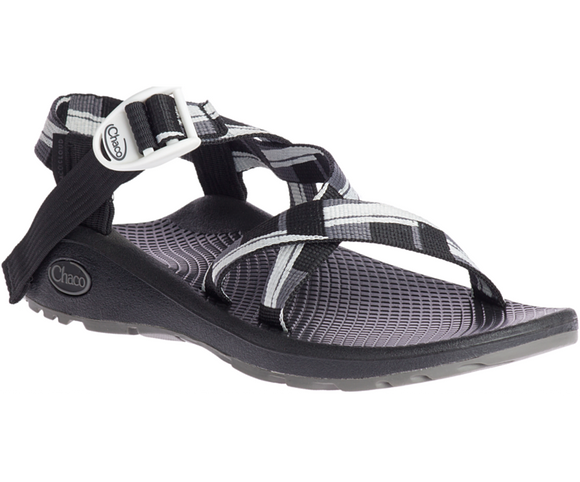 Chaco Women's Z Cloud Eitherway Black White