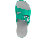 Chaco Chillos Slide Teal