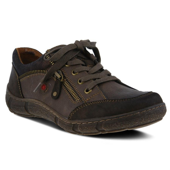 Spring Step Women's Elva Brown