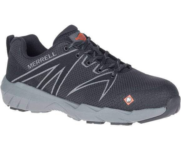 Merrell Work Fullbench 55 Alloy Toe Black