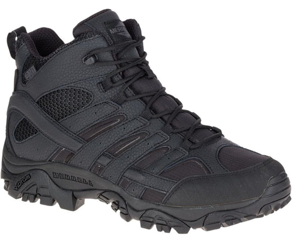Merrell Work Moab 2 Mid Tactical Black
