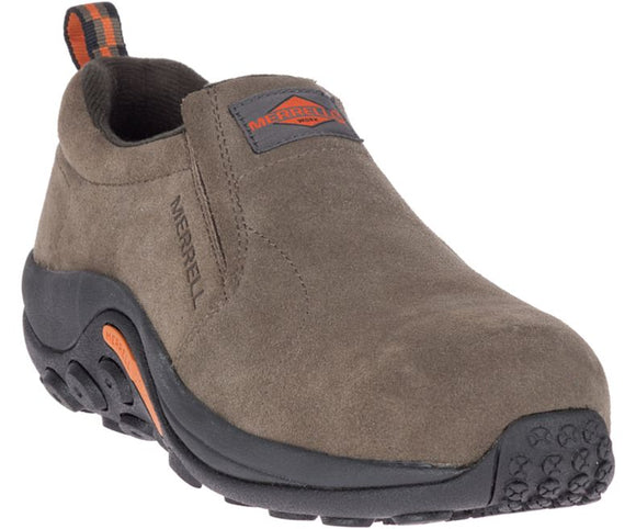 Merrell Work Jungle Moc Alloy Toe Gunsmoke