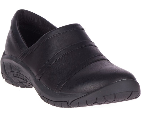 Merrell Encore Moc 4 Leather Black Wide