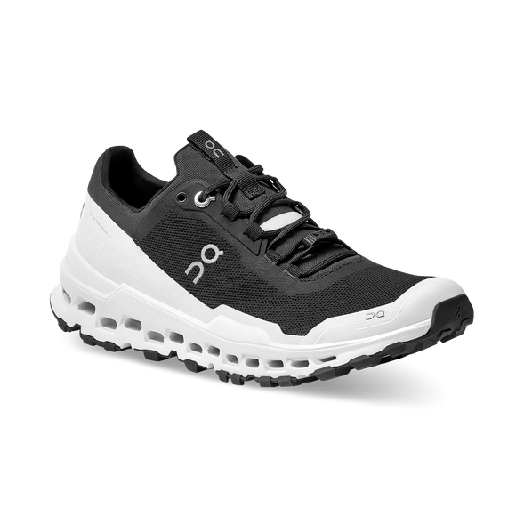 On Running Women's Cloudultra Black White