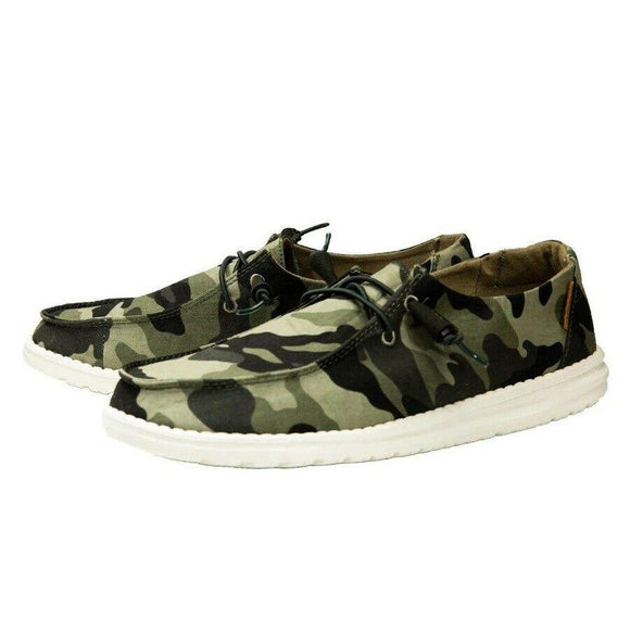 Hey Dude Women's Wendy Camo