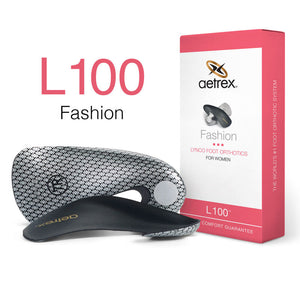 Aetrex L100 Women's Fashion Orthotics - Insole for Heels