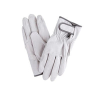 Cowhide Magic-tape Labor Protection Gloves