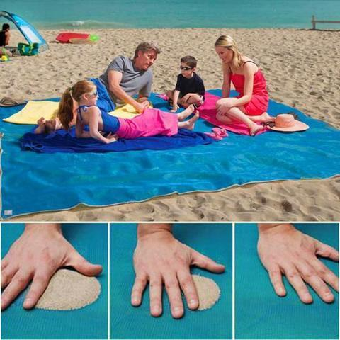 Outdoor Waterproof Beach Mat