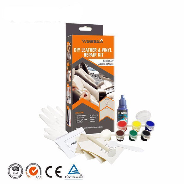 Leather Repair Kit (1 Set)
