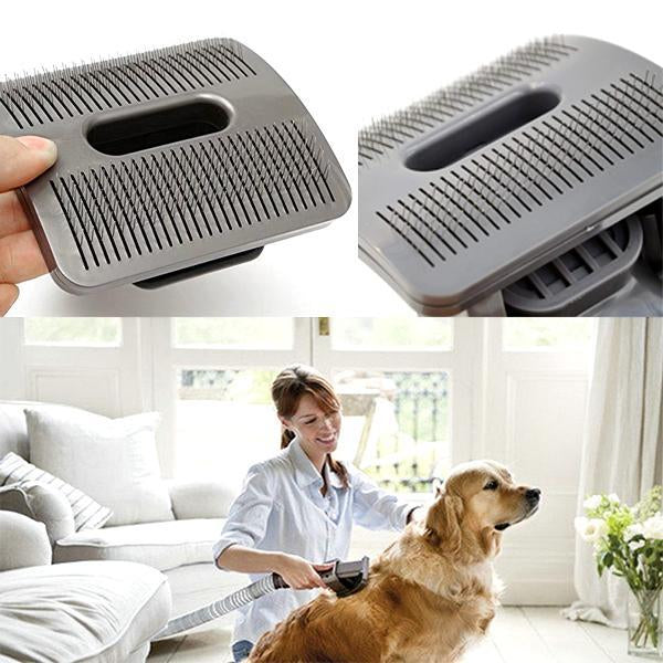 Pet Hair Hoover Brush