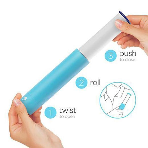 Mini Portable Sticky Roller
