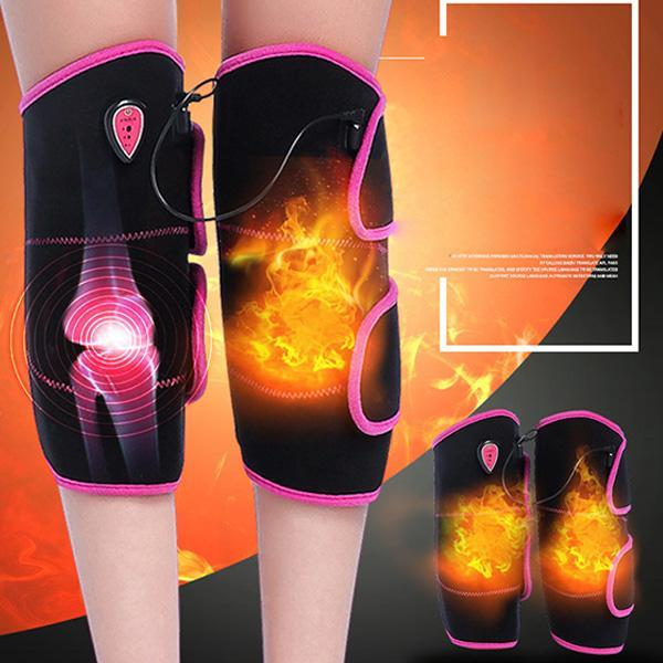 Electric Heating Therapy Calf Knee Massager