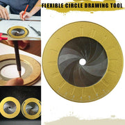 Creative Drawing Tool Circles  Set Design Stationery Tool