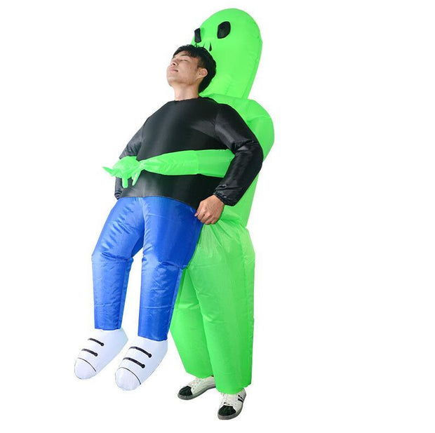 Inflatable Alien Halloween Costume