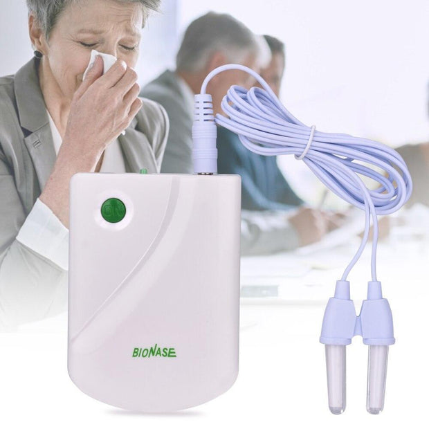 Low-Frequency Laser Nasal Congestion Rhinitis Treatment Device